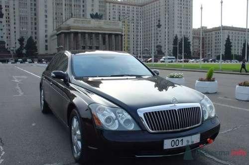 Прокат автомобиля Майбах 57 - фото 2430 Авто-Премиум - прокат авто