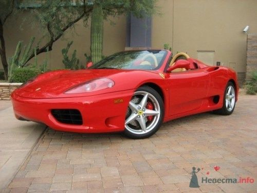 Ferrari 360 кабриолет  - фото 2478 Авто-Премиум - прокат авто