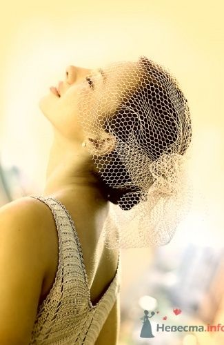 Невеста в вуалетке. - фото 585 Анжелика Саакова - фотограф
