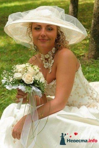 Фото 95392 в коллекции Свадебные прически (фотографии сняты не мной)  - Wamira
