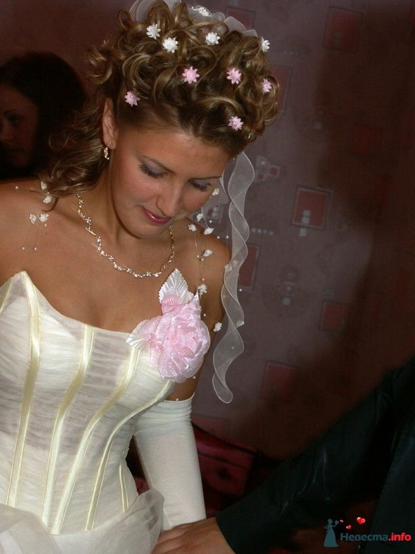 Фото 95419 в коллекции Свадебные прически (фотографии сняты не мной)  - Wamira