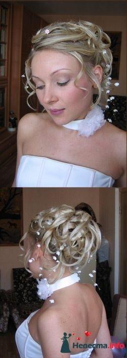 Фото 95461 в коллекции Свадебные прически (фотографии сняты не мной)