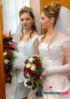 Фото 95493 в коллекции Свадебные прически (фотографии сняты не мной)  - Wamira