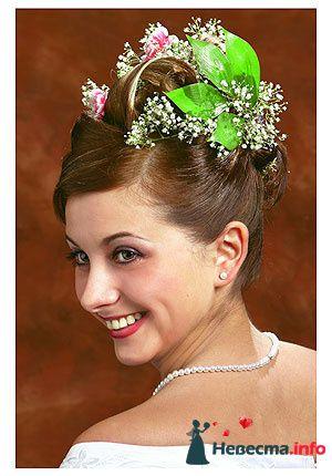 Фото 95500 в коллекции Свадебные прически (фотографии сняты не мной)  - Wamira