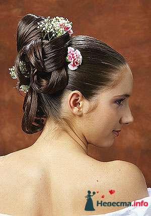 Фото 95507 в коллекции Свадебные прически (фотографии сняты не мной)  - Wamira