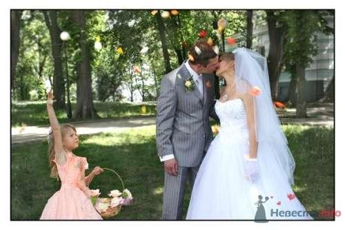 Фото 21593 в коллекции свадебные - Олег и Юлия Романив - свадебная фотосъемка