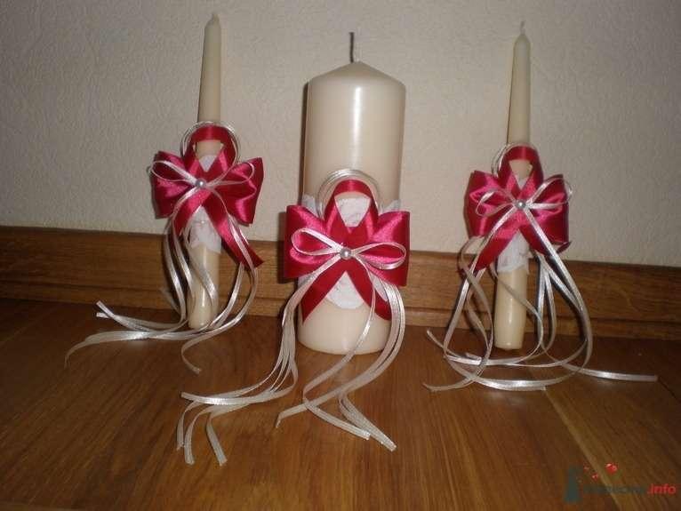 Домашний очаг и свечи для родителей - фото 29040 dorny