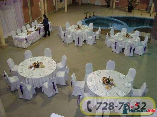 """свадебный банкет - фото 278607 АН """"Биг Хаус"""" - посуточная аренда коттеджей"""