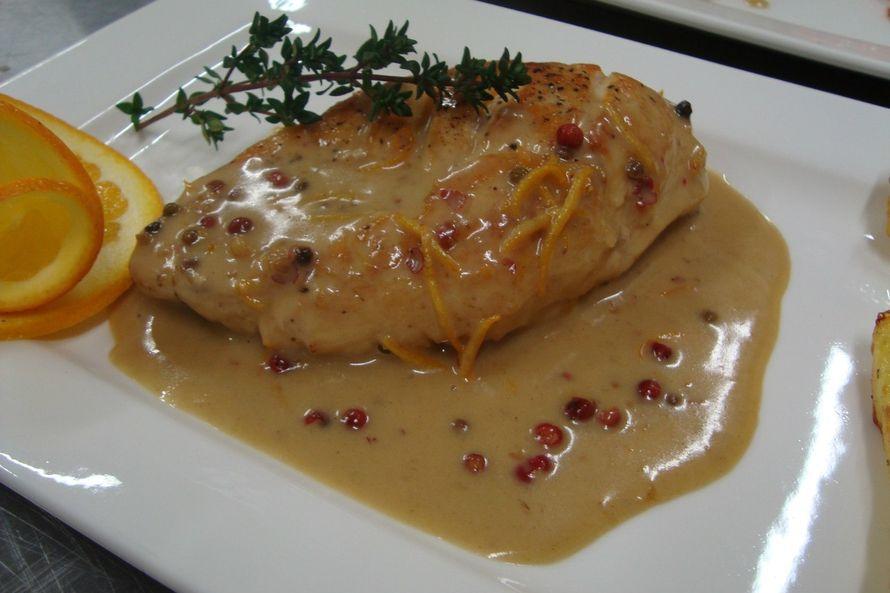 """филе цыпленка в соусе куантро - фото 6112653 Студия """"Комильфо"""" - организация мероприятий"""