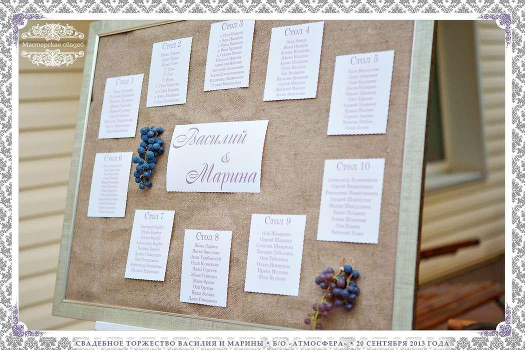 Фото 8905854 в коллекции Василий и Марина - Мастерская свадеб - организаторы