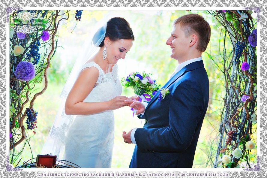 Фото 8905864 в коллекции Василий и Марина - Мастерская свадеб - организаторы