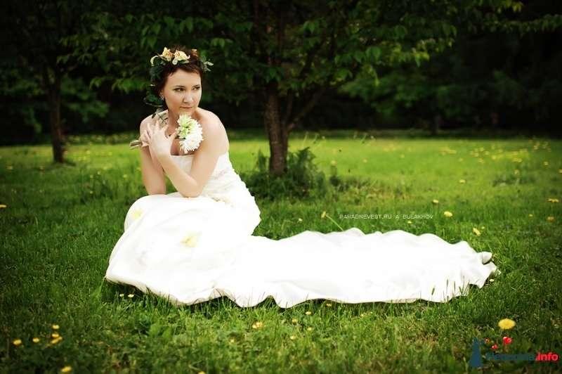 Фото 442576 в коллекции Невесты - Фотограф Андрей Булахов
