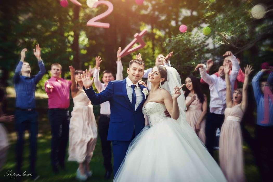 Фото 13393370 в коллекции Свадьбные фотографии - Фотограф Наталия Пупышева