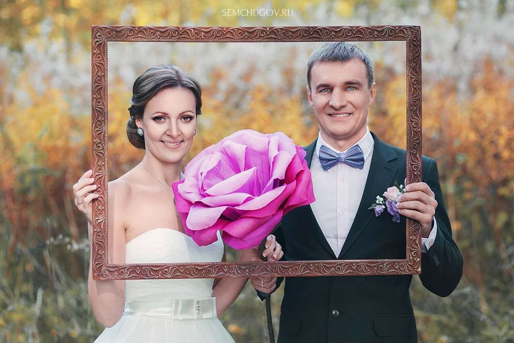 Анастасия и Юрий - фото 13495246 Фотограф Кирилл Семчугов