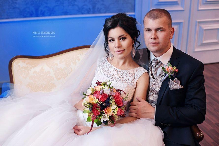 Свадьба Екатерины и Виктора - фото 13495326 Фотограф Кирилл Семчугов