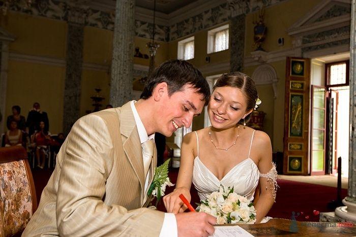 Фото 46634 в коллекции Подготовка к свадьбе - aiyayai