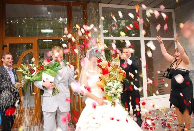 Фото 39216 в коллекции наша свадьба))) - myxen4ek