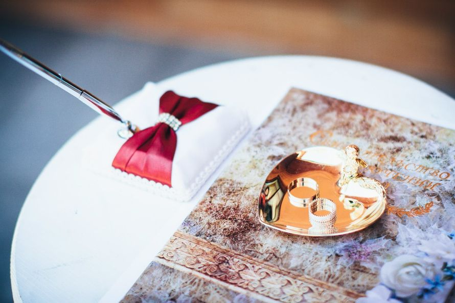 """Фото 16054332 в коллекции Портфолио - Студия организации и декора """"Люблю, целую"""""""