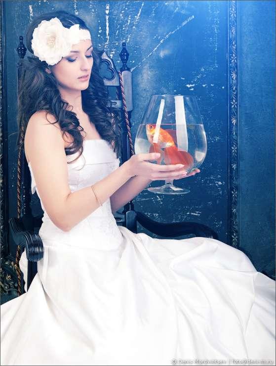 Фото 10411544 в коллекции Real bride - Стилист-визажист Анна Мордвинцева