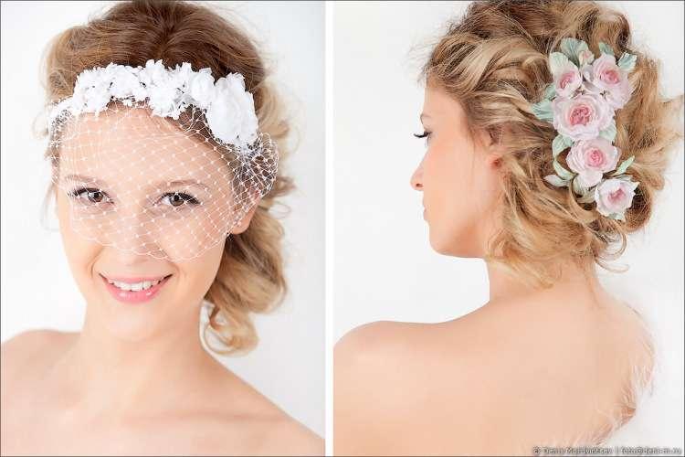 Фото 10411568 в коллекции Real bride - Стилист-визажист Анна Мордвинцева