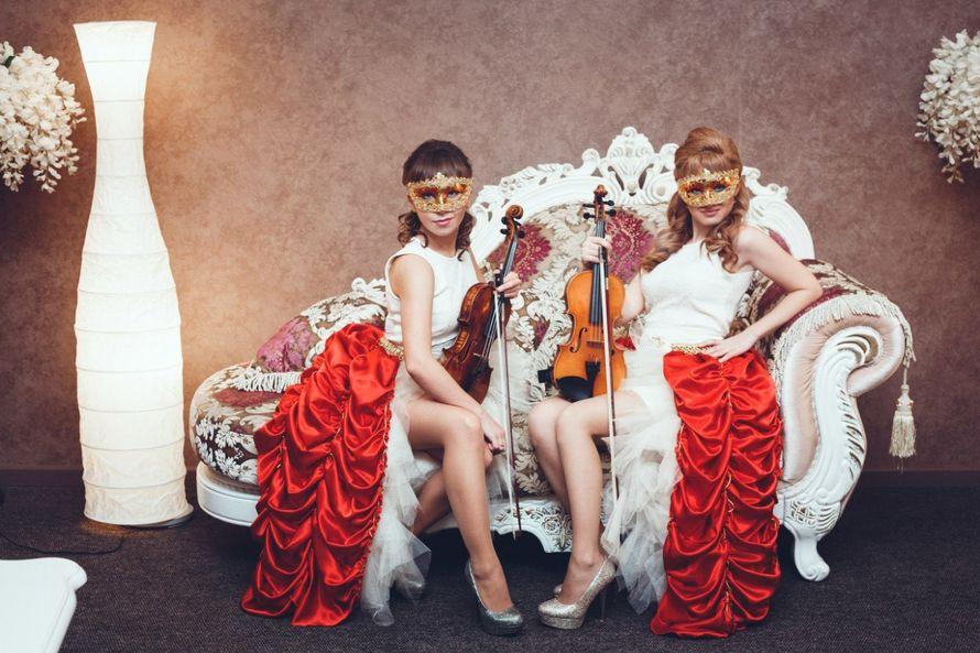 Фото 9398200 в коллекции Открытие Делового кафе tmn - Скрипичное соло Ekaterina Grand