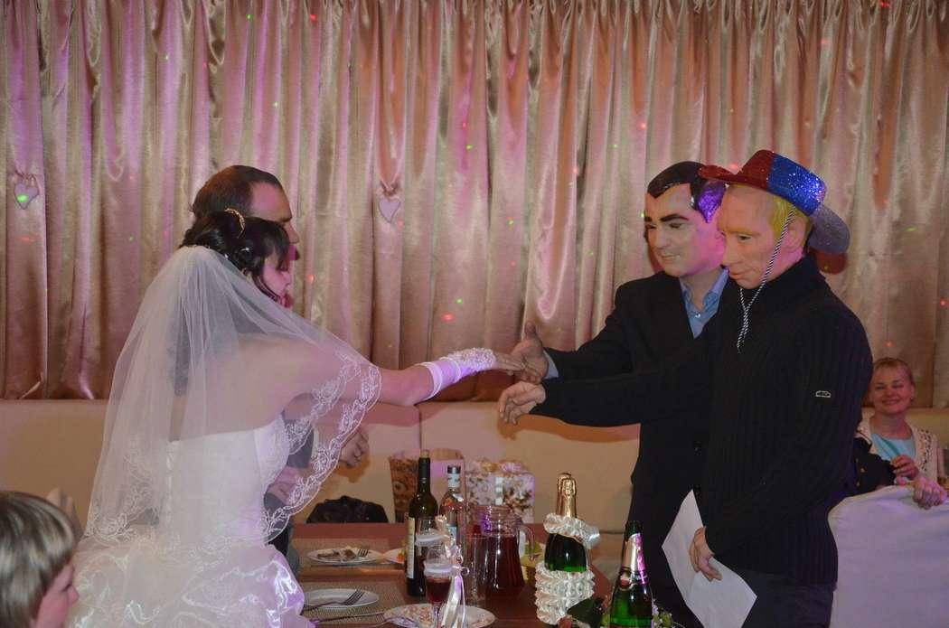 Фото 11608816 в коллекции свадьба Оли и Вовы Ш. - Ведущая Евгения Юркова