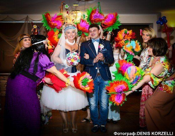 Свадьба в стиле ХИППИ - фото 10805144 Ведущая Валентина Алексеева