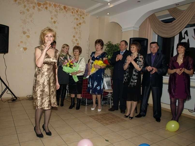 Фото 10805190 в коллекции Юбилей - Ведущая Валентина Алексеева