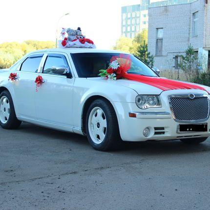 Крайслер 300с белый услуги по обслуживанию свадеб