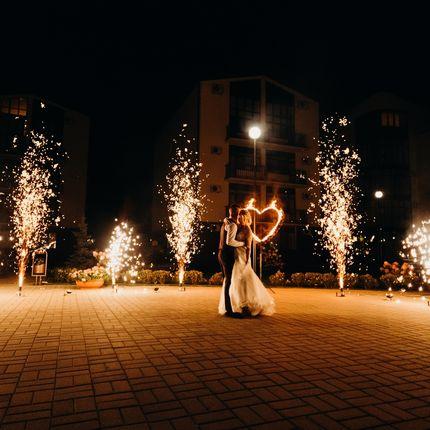 Огненное сердце и 8  холодных фонтанов