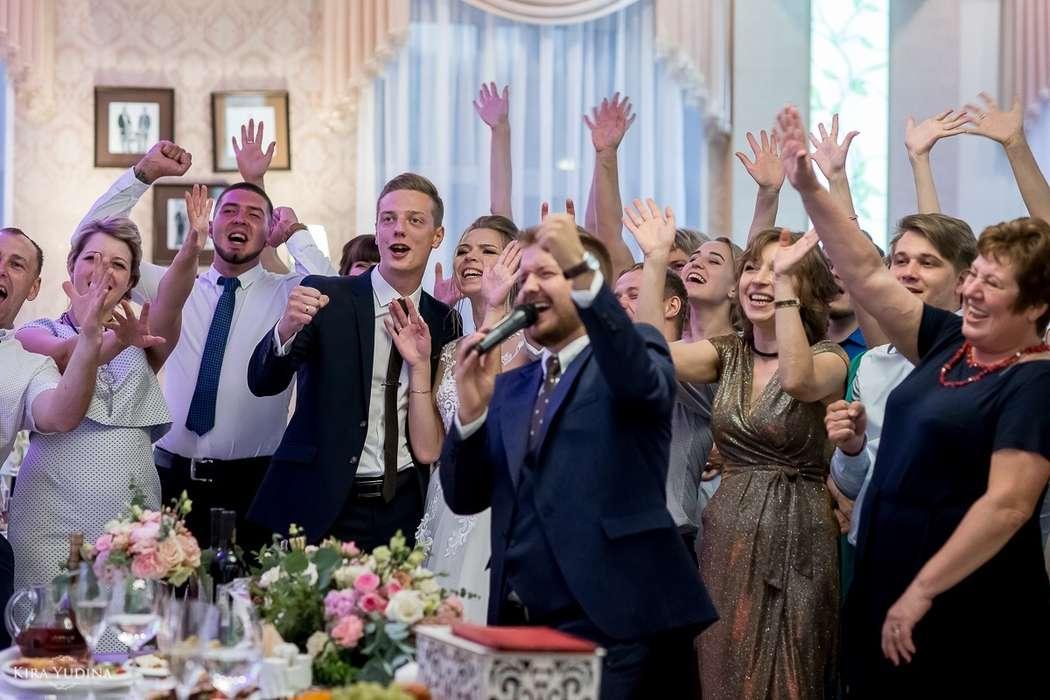 Ведущий на свадьбу - фото 18070604 Ведущий Большаков Илья
