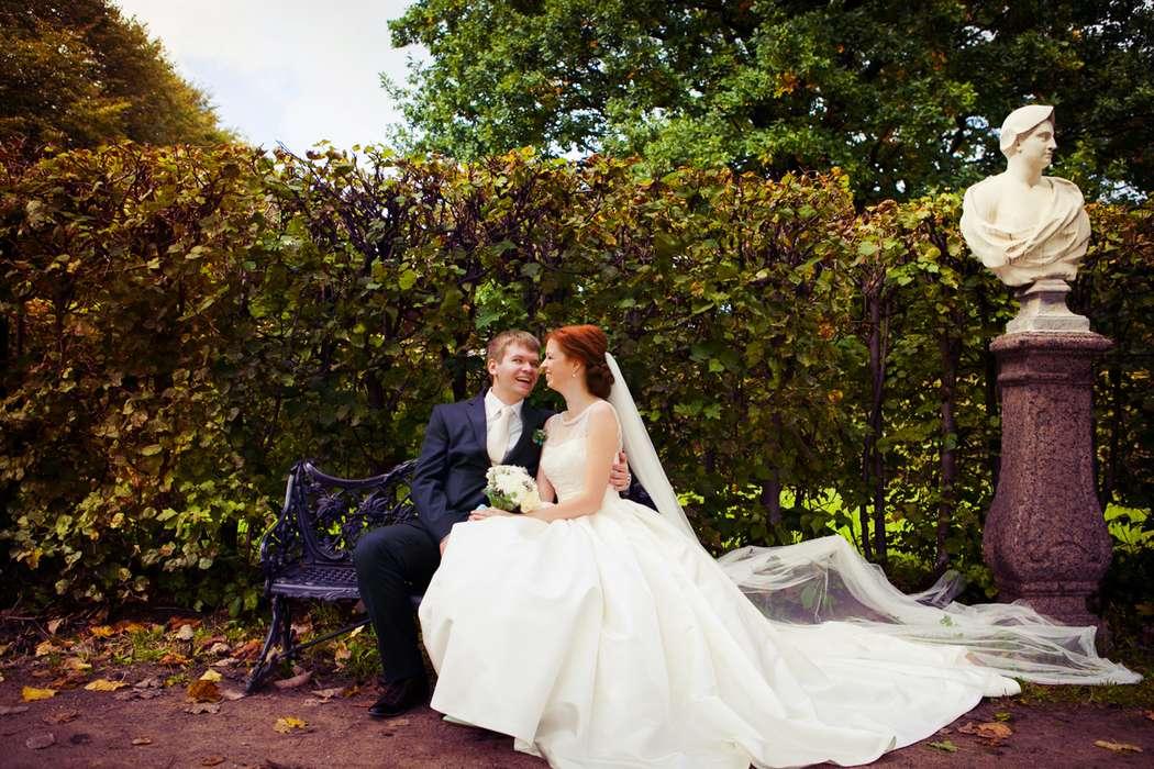 свадебная прогулка в Кусково - фото 4430755 Фотограф Яна Яворская