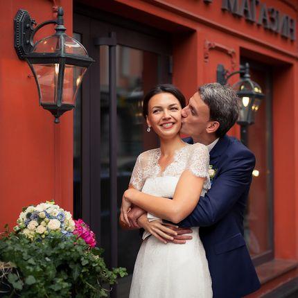 Свадебная фотосъёмка: полный день