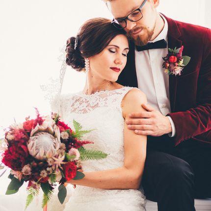 Профессиональная авторская свадебная фотография