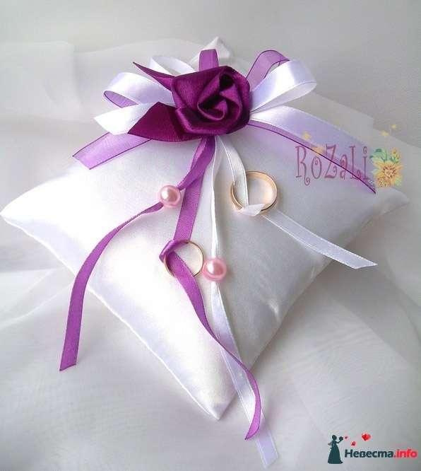 5 - фото 282777 Аксессуары для свадьбы от rozali