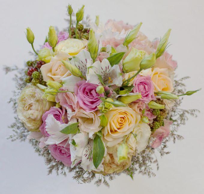 Крамской, свадебные букеты краснодар