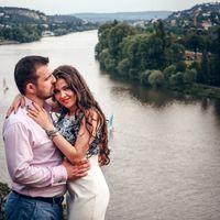 Фотопрогулки влюбленных в Праге. Фотограф Алёна Гуренчук