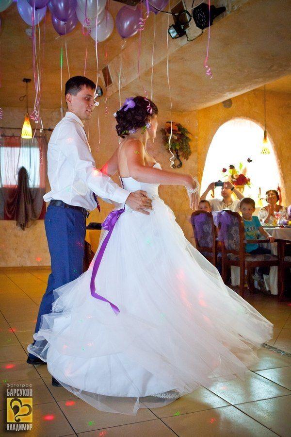 Олеся и Вася - фото 6686608 Студия свадебного танца «Contrast»