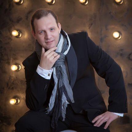 Евгений Ещенко - ведущий стильных и ярких праздников