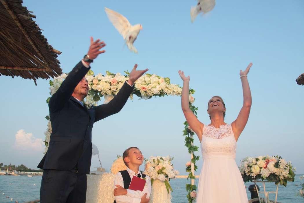 Фото 6932966 в коллекции Свадьбы в Турции - Свадебноe агентство Wedding City Antalya
