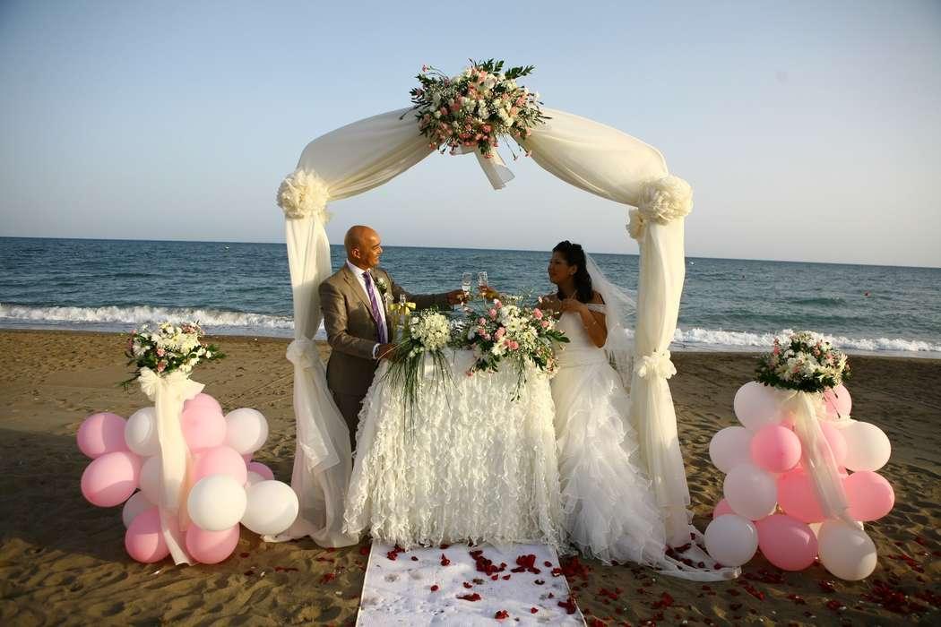 Фото 7126236 в коллекции Свадьбы в Турции - Свадебноe агентство Wedding City Antalya