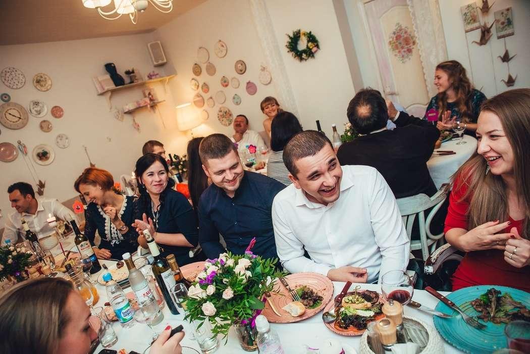 Свадьба в Питере - это смех без правил! - фото 16965984 Ведущая Лариса Кривошлык