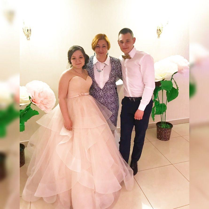Свадьба Тони и Вовы 20.04.2018 - фото 17307396 Ведущая Лариса Кривошлык