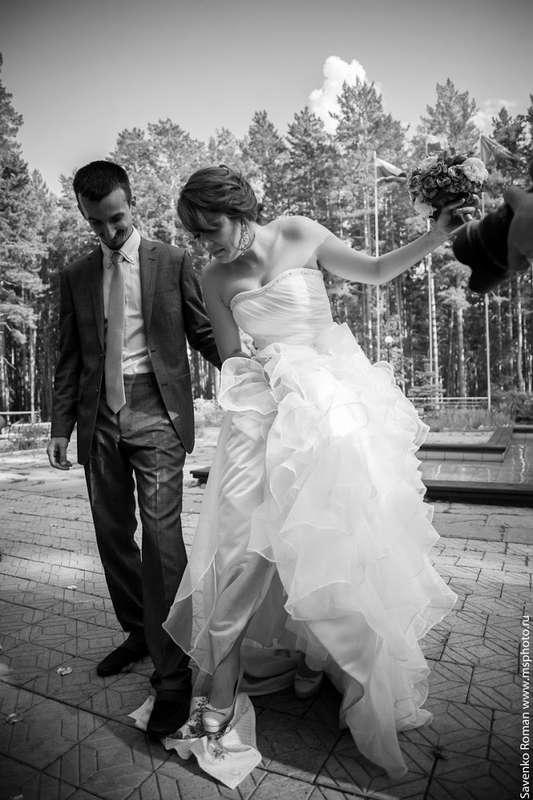 """Дениза и Илья!  Отлично погуляли мы на """"Иволге""""! - фото 17537992 Ведущая Лариса Кривошлык"""