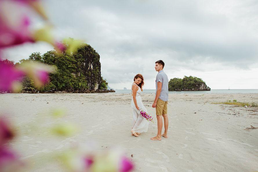 Фото 8200288 в коллекции Love Story. Краби, Тайланд - Фотограф Нелли Каревская