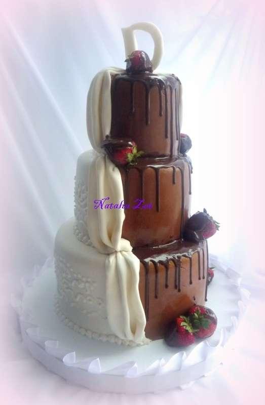 Фото 4236865 в коллекции Свадебные торты - Кондитер Наталья Zet