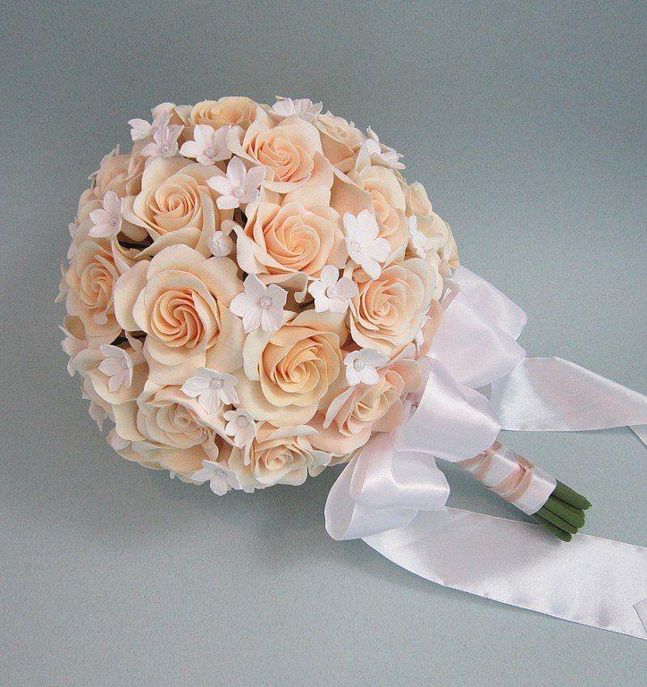 Свадебные букет невесты на заказ минск, база цветов