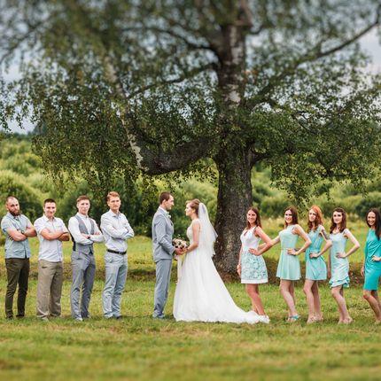 Фотосъёмка свадебного дня Luxe
