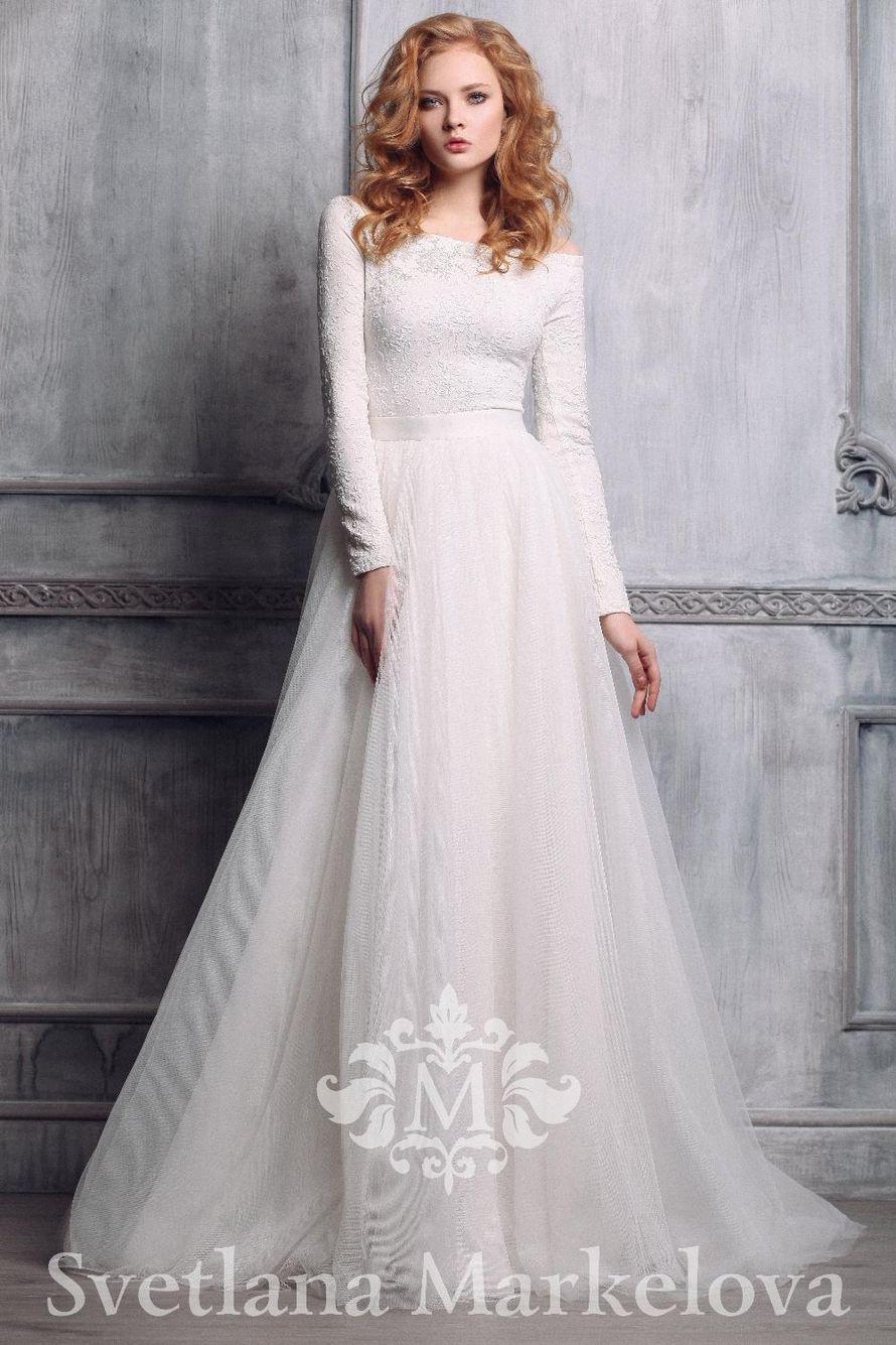 Свадебное платье Парфе