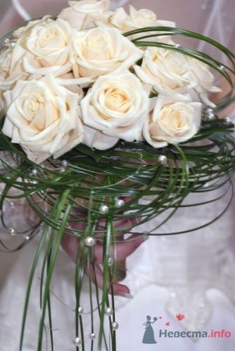 Свадебный букет - фото 22643 Фотограф Ирина Бруй